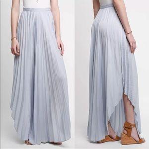 Dolce Vita Camryn Pleated Maxi Skirt